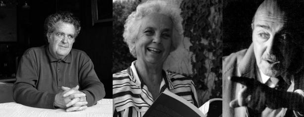 Domènec Moli, Montserrat Vayreda i Narcís Pijoan