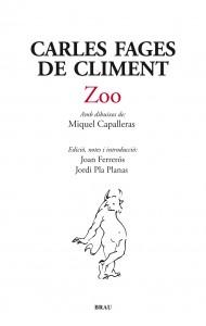 Zoo, de Carles Fages de Climent, il·lustrat per Miquel Capalleras