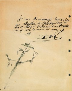 © Salvador Dalí, Fundació Gala-Salvador Dalí, Figueres, 2014