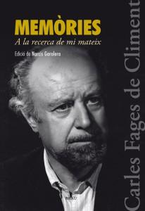 """""""Memòries"""" de Carles Fages de Climent"""