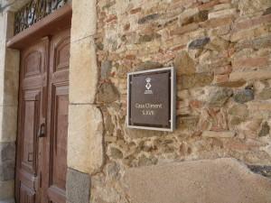 Casa Climent de Castelló d'Empúries