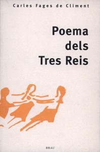 """Coberta de """"Poema dels Tres Reis"""" (Brau, 2001)"""