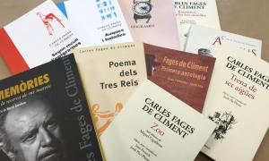 Algunes edicions de Carles Fages de Climent