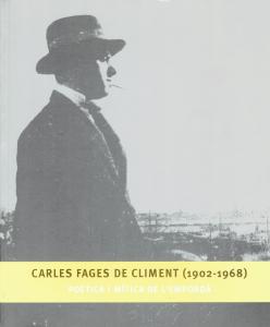 Carles Fages de Climent (1902-1968). Poètica i mítica de l'Empordà