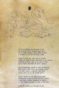 Edició d'Himne nou a l'Empordà (1966)
