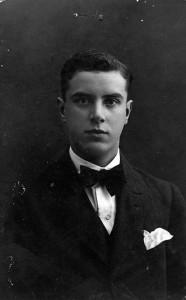 El jove Carles Fages de Climent